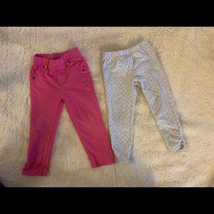 Size 2T pants